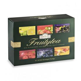 Coffrets thé noir aromatisé - Fruitytea - carton de 8