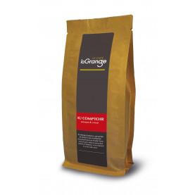 Cafe moulu - Au comptoir -  5 sachets de 250g