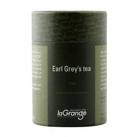 Boite cylindrique - 5x50g - Thé noir - Earl Grey's tea