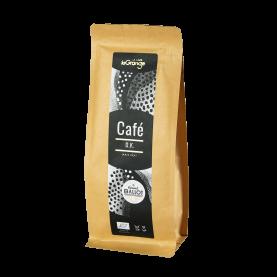 Café moulu - D.K. mais vrai Bio- MOF - 5 sachets de 200g
