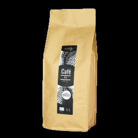 Café grain - Dk mais vrai bio - xxxxxx - MOF - 5 sachets de 800g