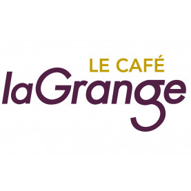 Sticker laGrange le café - 17 x 11 cm