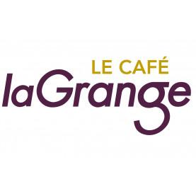 Sticker laGrange le café - 17 x 11 cm