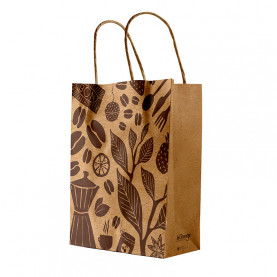 Sac kraft La Grange grand - carton de 250